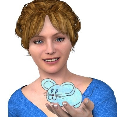 Sylvestermouse Avatar from Indigo Janson
