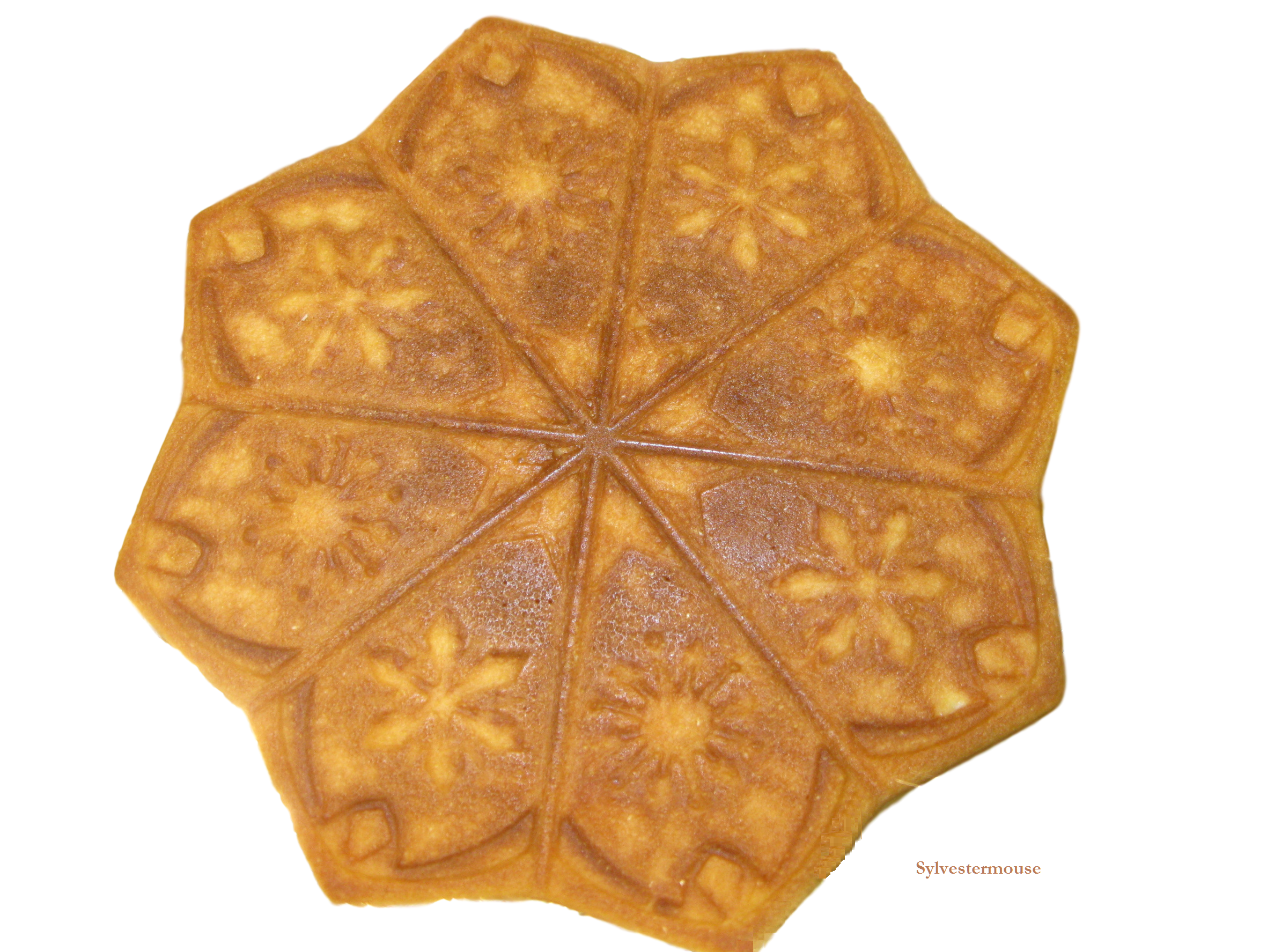 Baked Snowflake